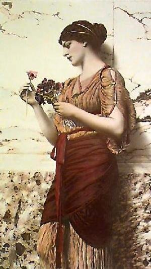 John William Godward - Crytilla