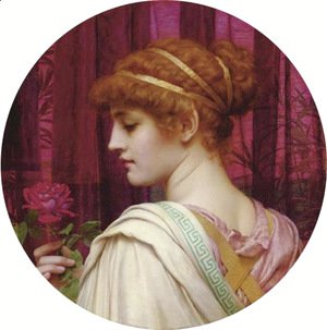 John William Godward - Chloris 2