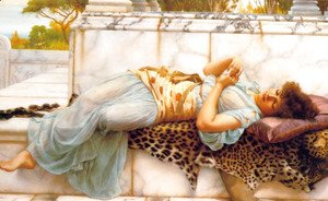 John William Godward - The Betrothed 2