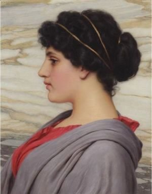 John William Godward - Perilla