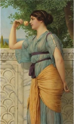John William Godward - Memories