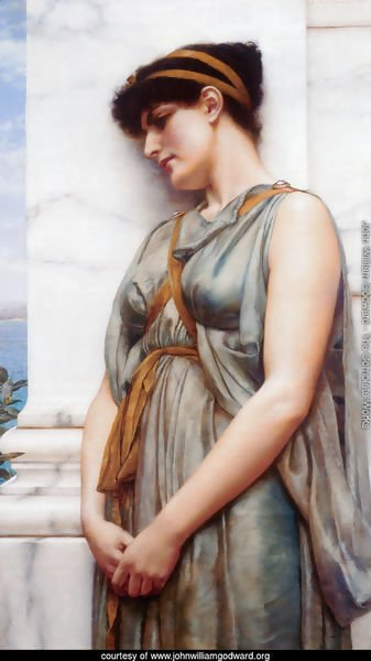 Pompeian Girl