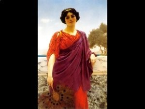 John William Godward - The Rendezvous